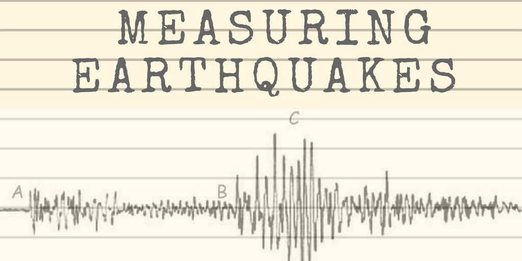 SES1.c, SES6. a   The formative addresses student's understanding of how scientists measure earthquakes and the following associated vocabulary: P wave, S wave, surface wave, seismograph, seismogram, moment magnitude (supports/modeled after the guided reading worksheets 8.2 from Prentice Hall Earth Science 2009 Tarbuck and Lugens).