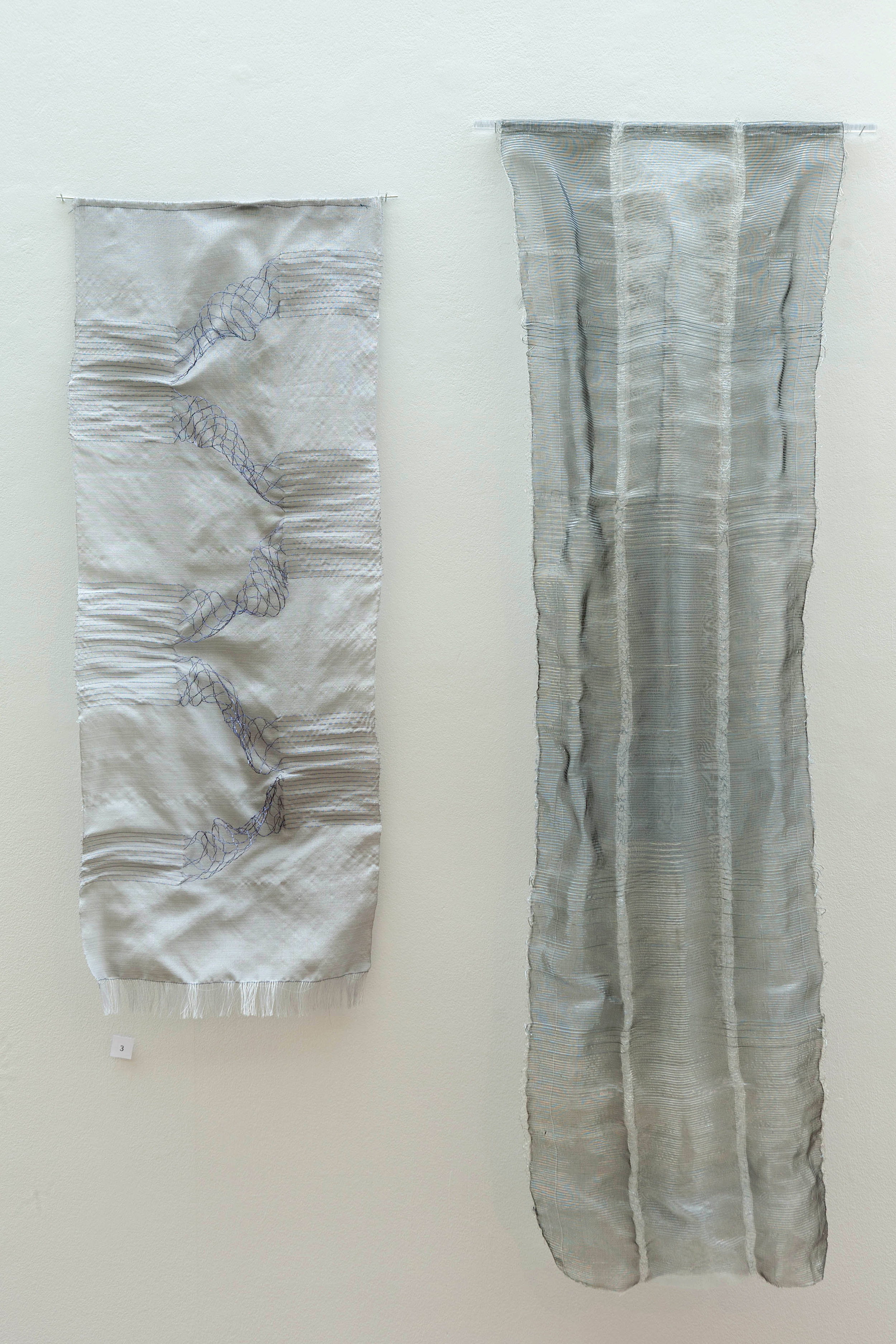 Twists I & Tubular Weave