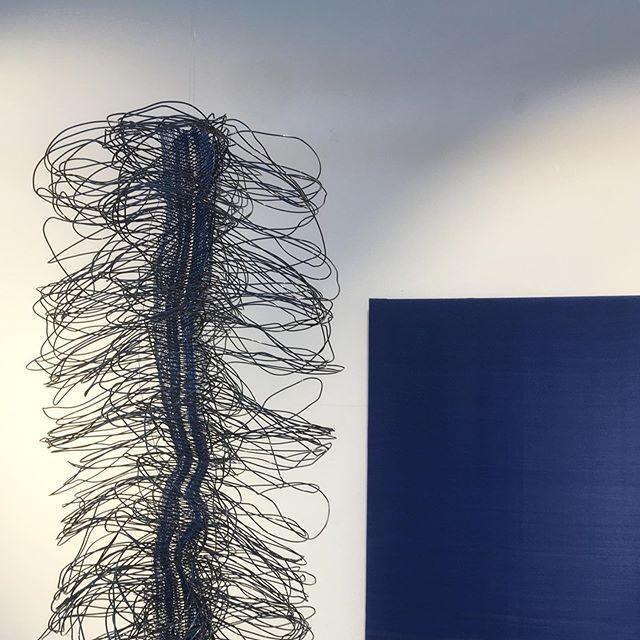 Ersilia (2018) 〰️〰️ currently on show at the Dye House Gallery in Bradford @bradfordschoolofart