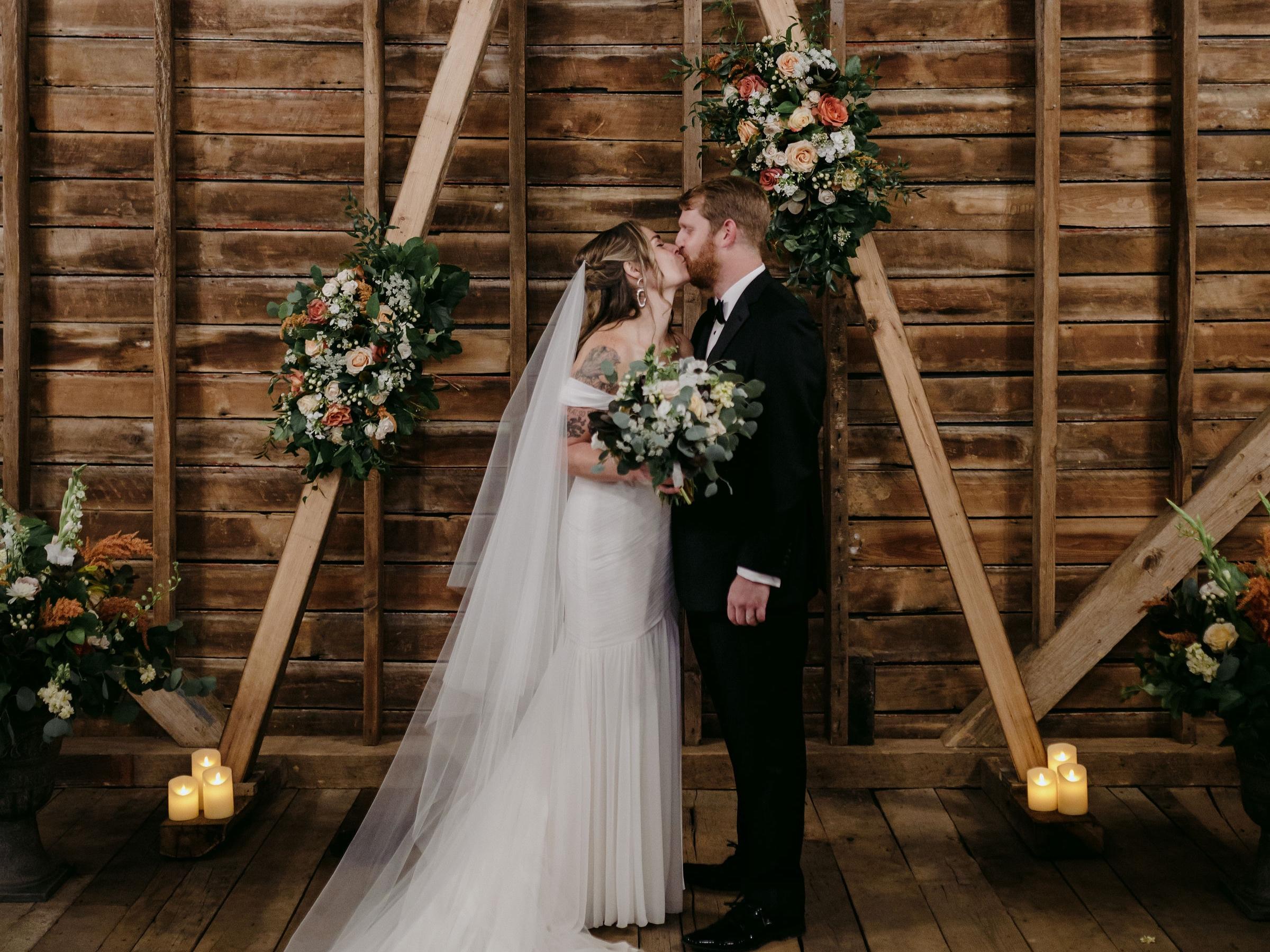 Modern Shenandoah Valley  Wedding - NEXT GALLERY
