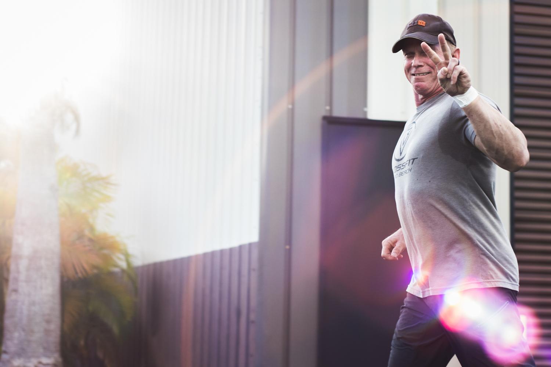 Greg Budde of CrossFit Vero Beach