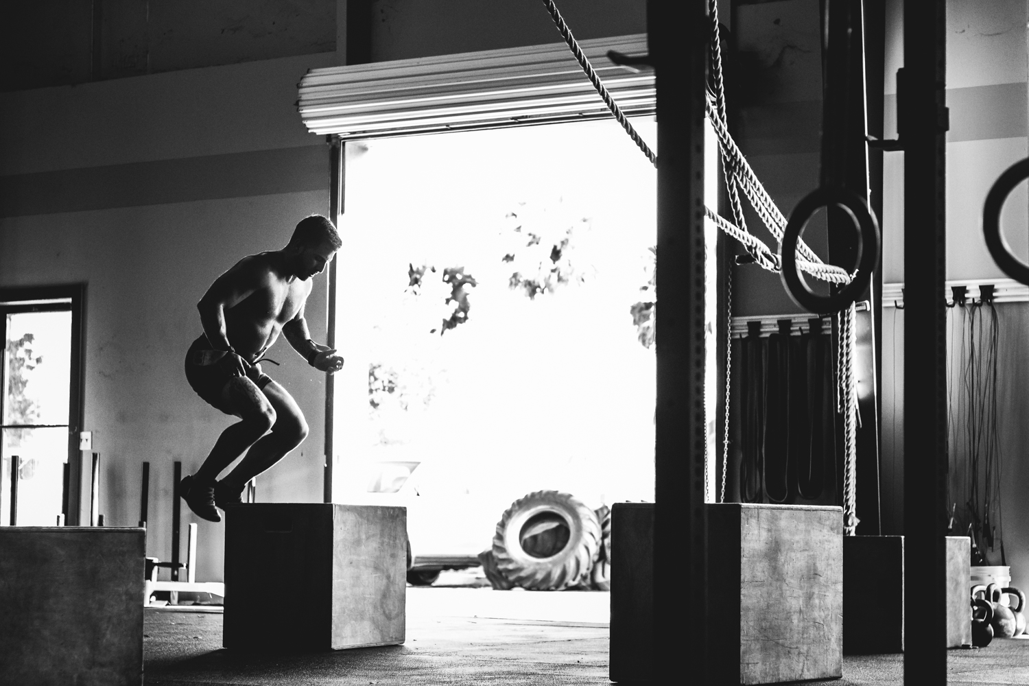 Marcello Magalhaes of Orchid Island CrossFit