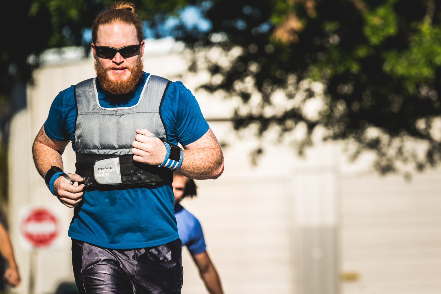 Chris Plumley of Orchid Island CrossFit