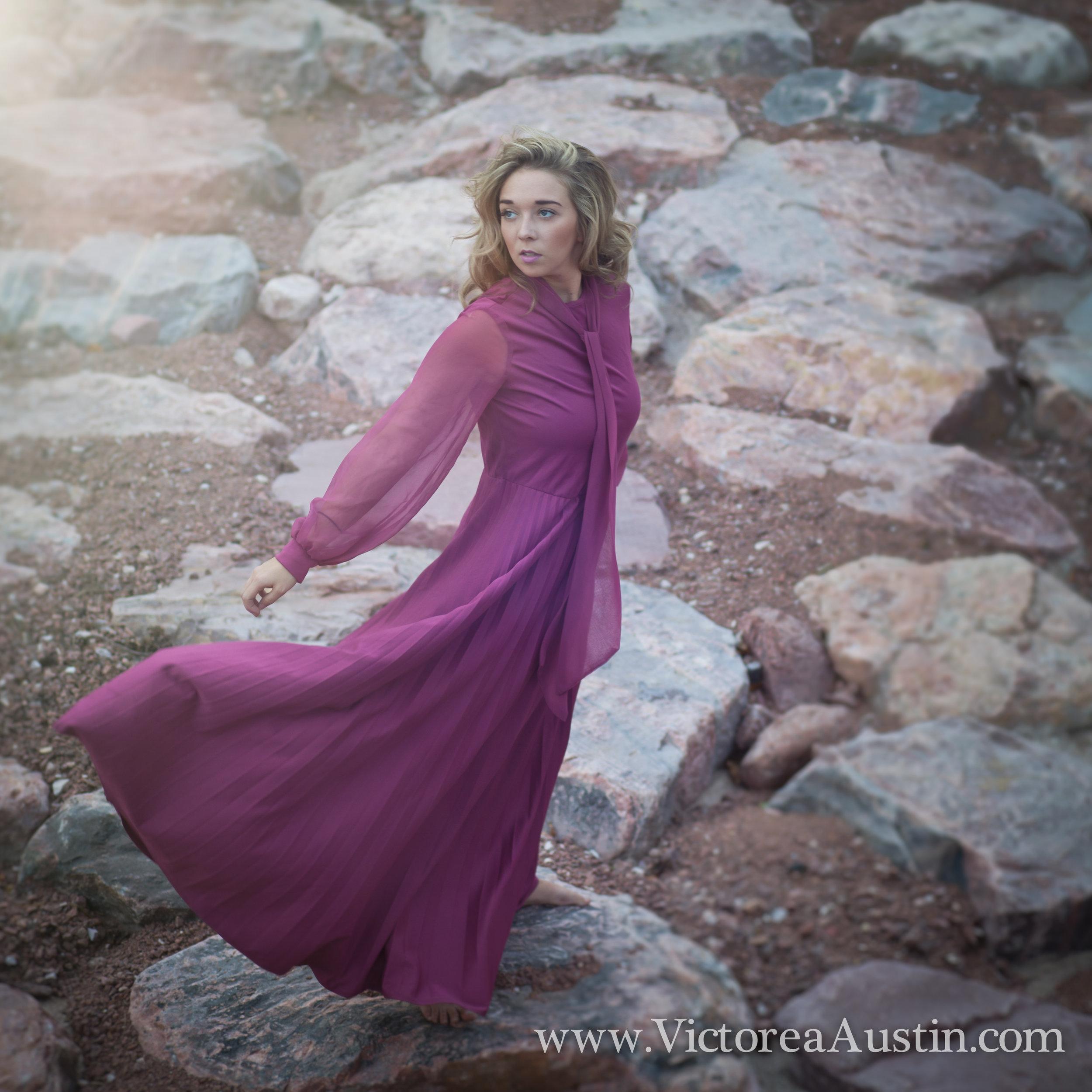 Model: Marsha Denlinger