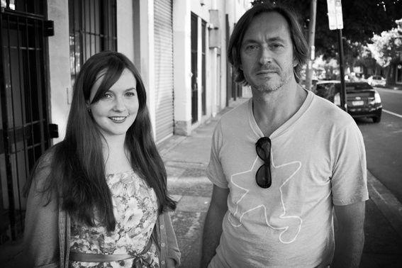 Me with Marc Newson