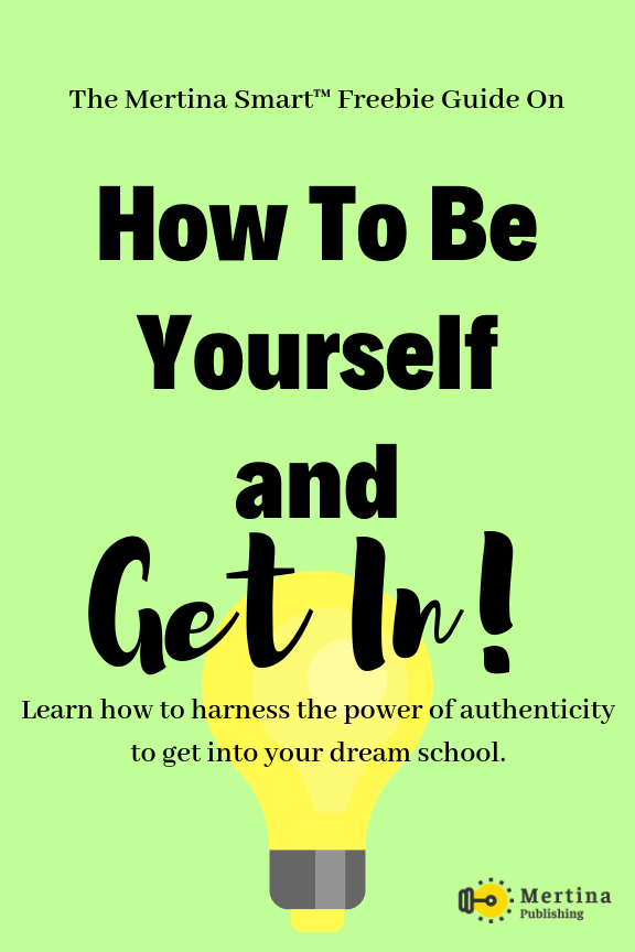 freebie - Be Yourself and Get In!.png