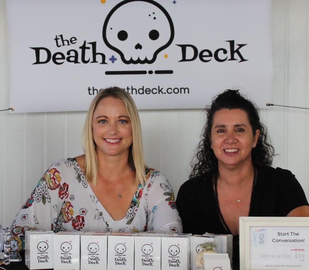 Lisa Pahl (left) and Lori LoCicero