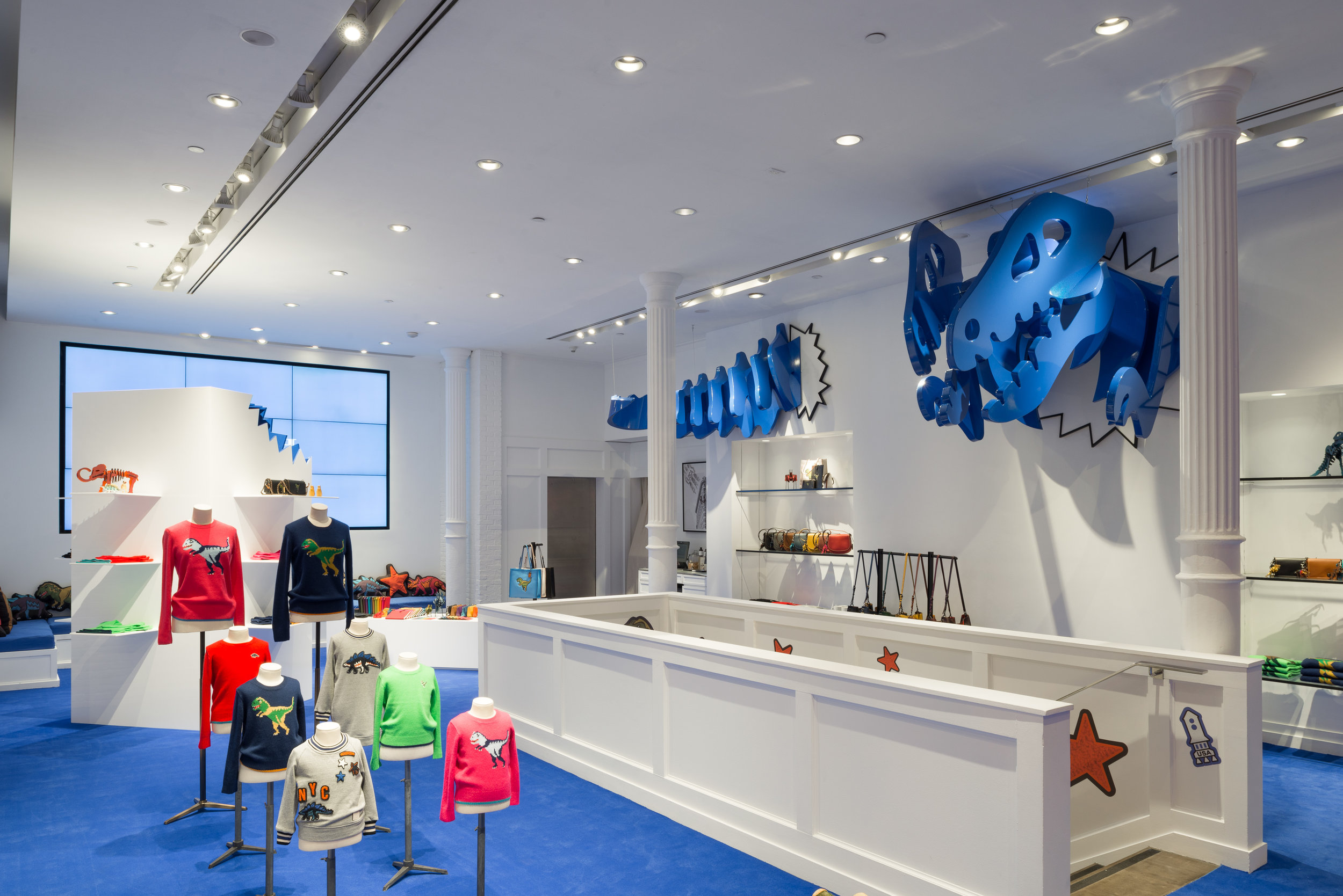 COACH x COLETTE - Kids collection - SOHO NYC pop up - 2016