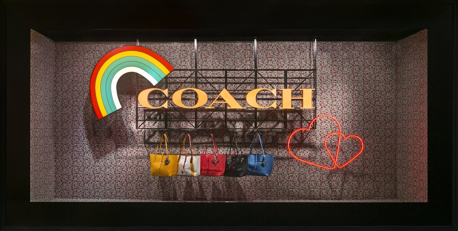 MACYS HERALD SQ. - NEW YORK - COACH - 2017