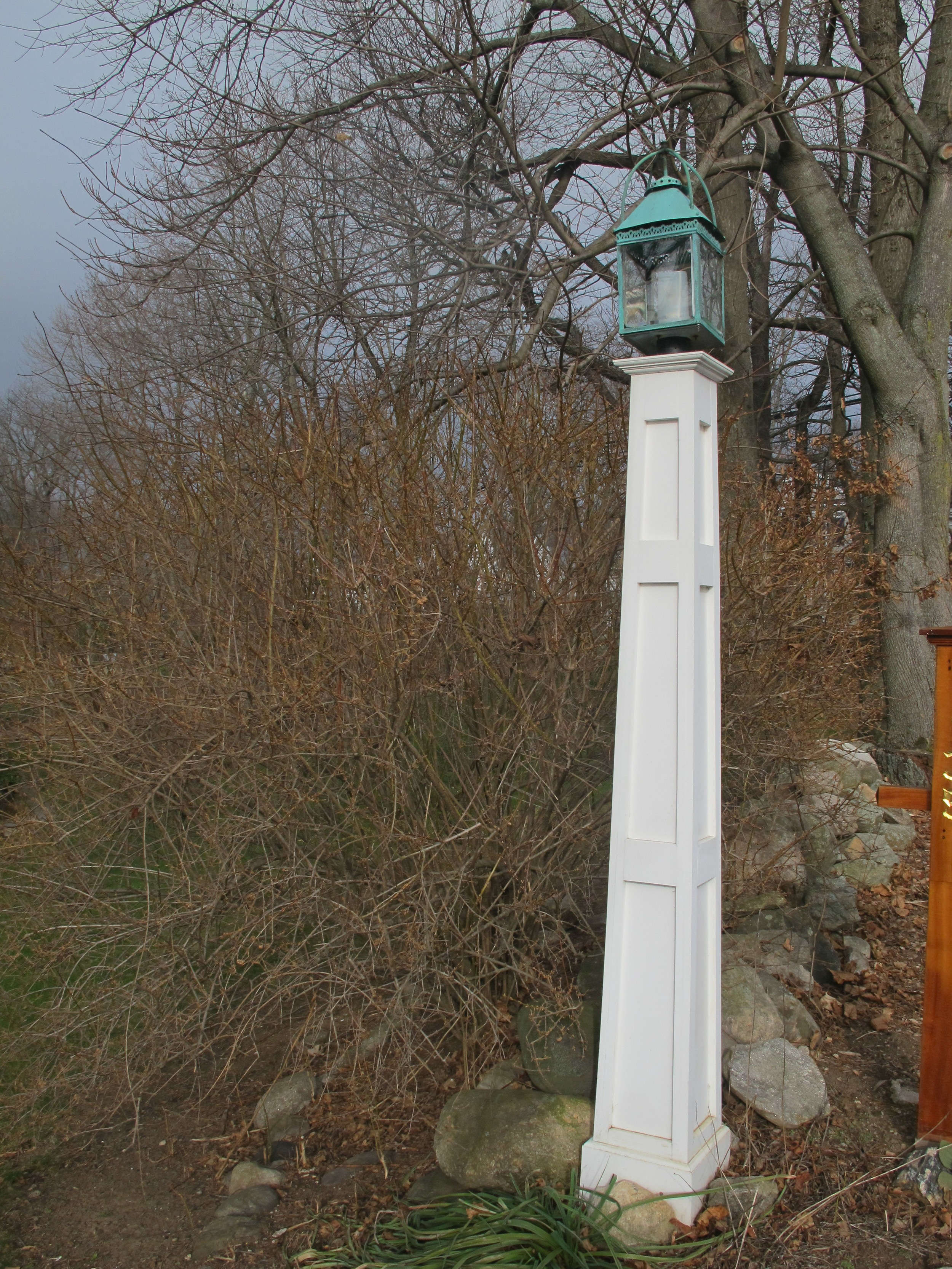 Lantern Post