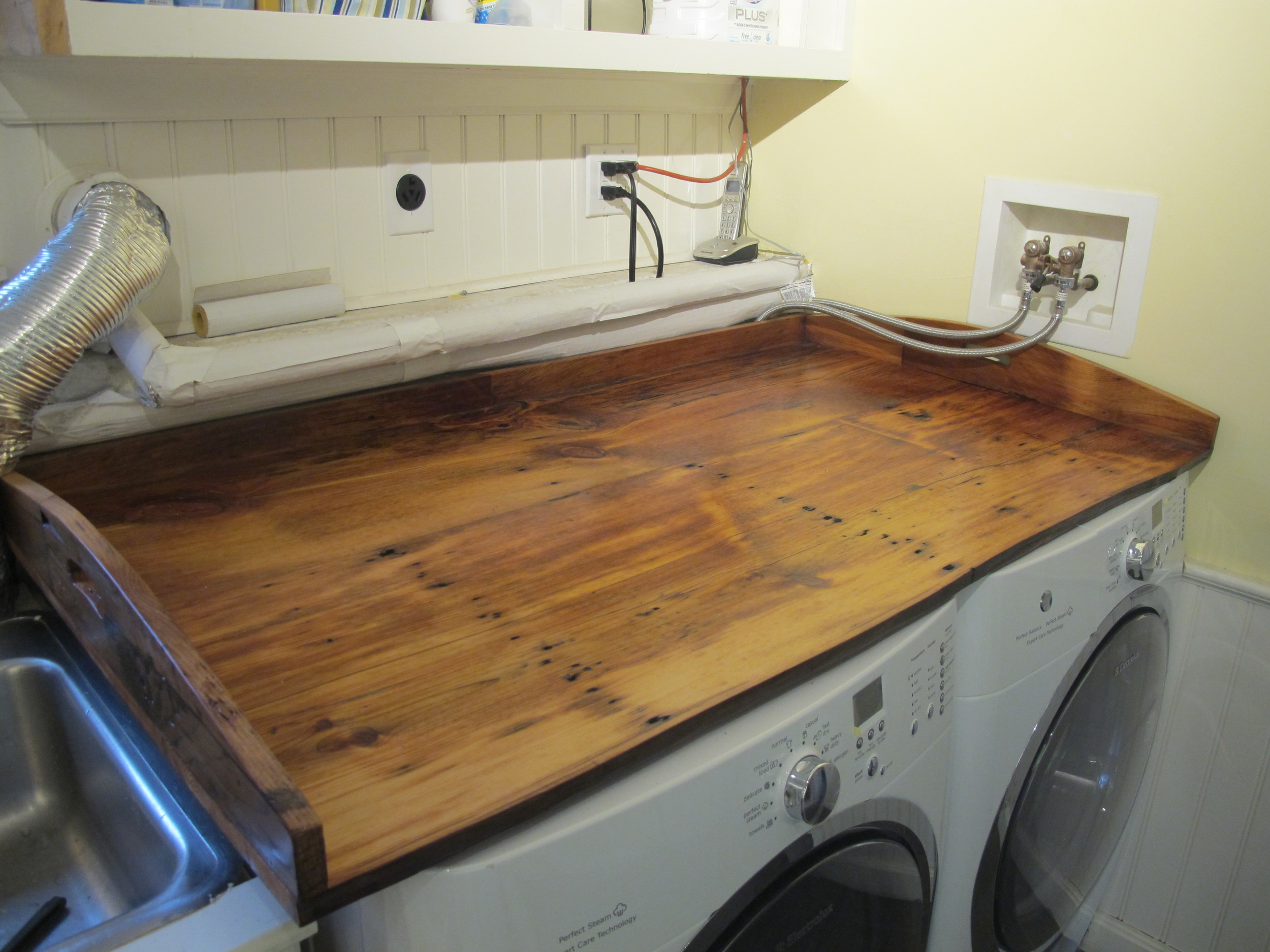 Laundry Tray Countertop