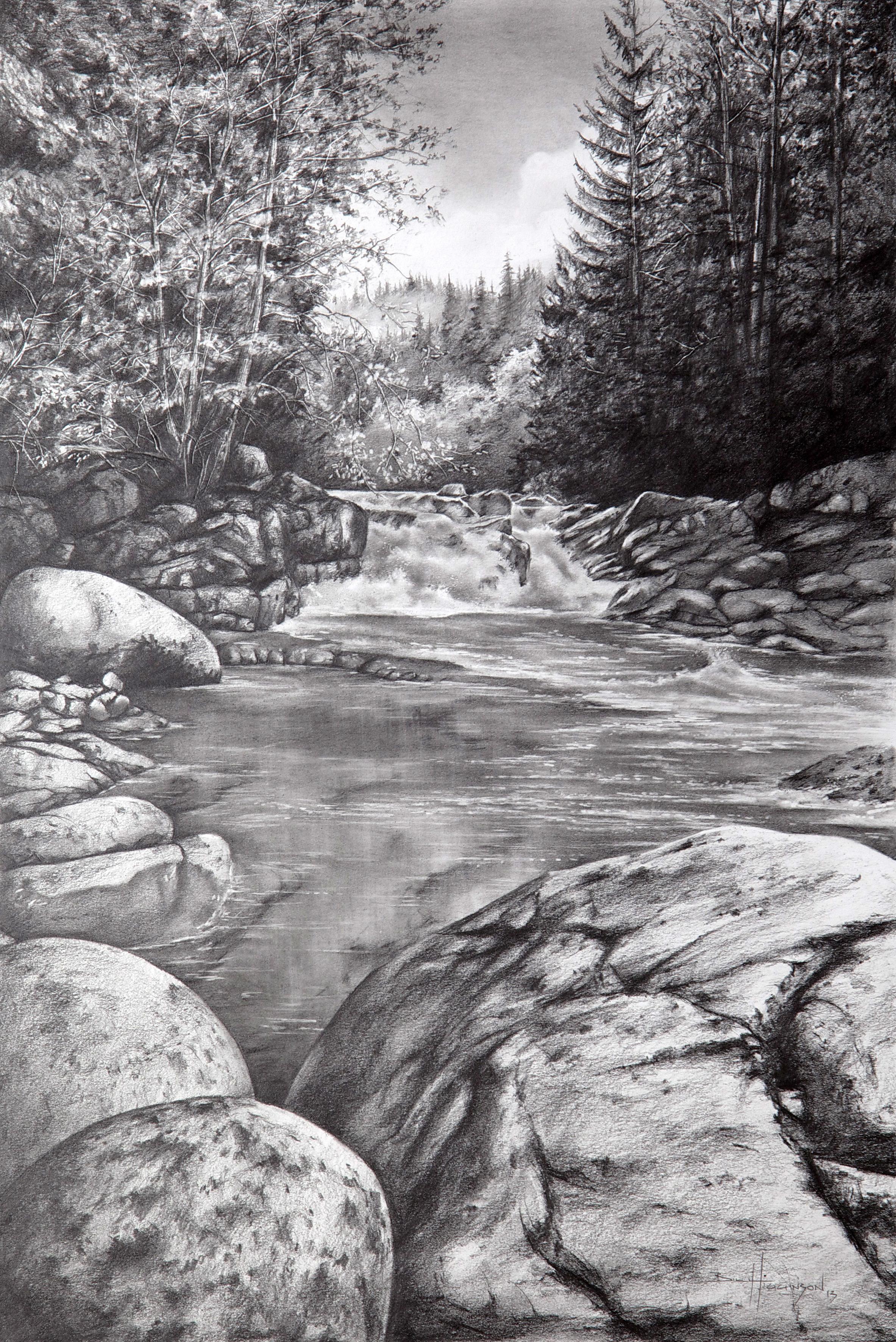 bill_higginson-lynn valley-graphite-drawing-realism-black-and-white