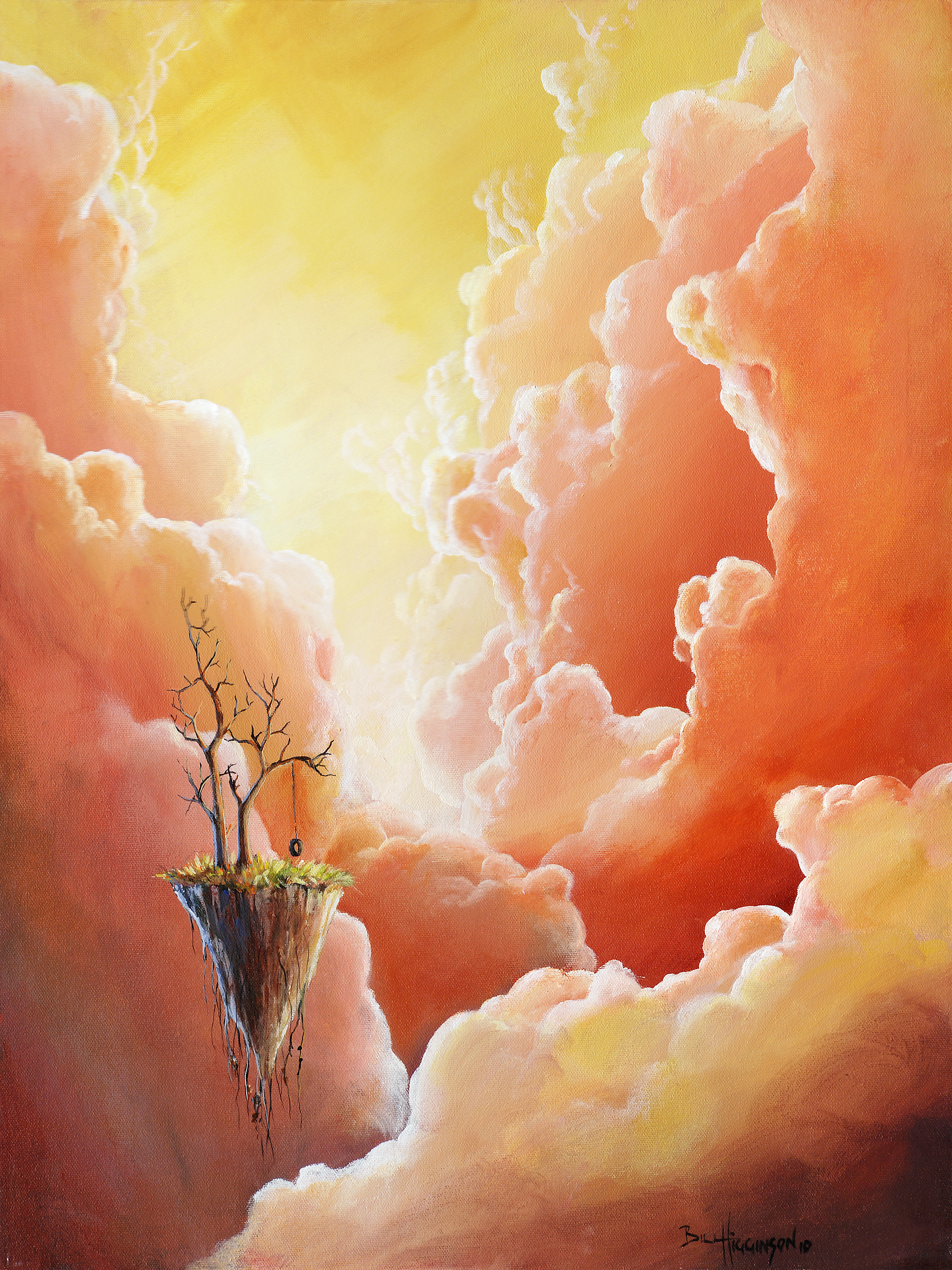 a-peaceful-place-bill-higginson-artist-acrylic-canvas-abstract-painting
