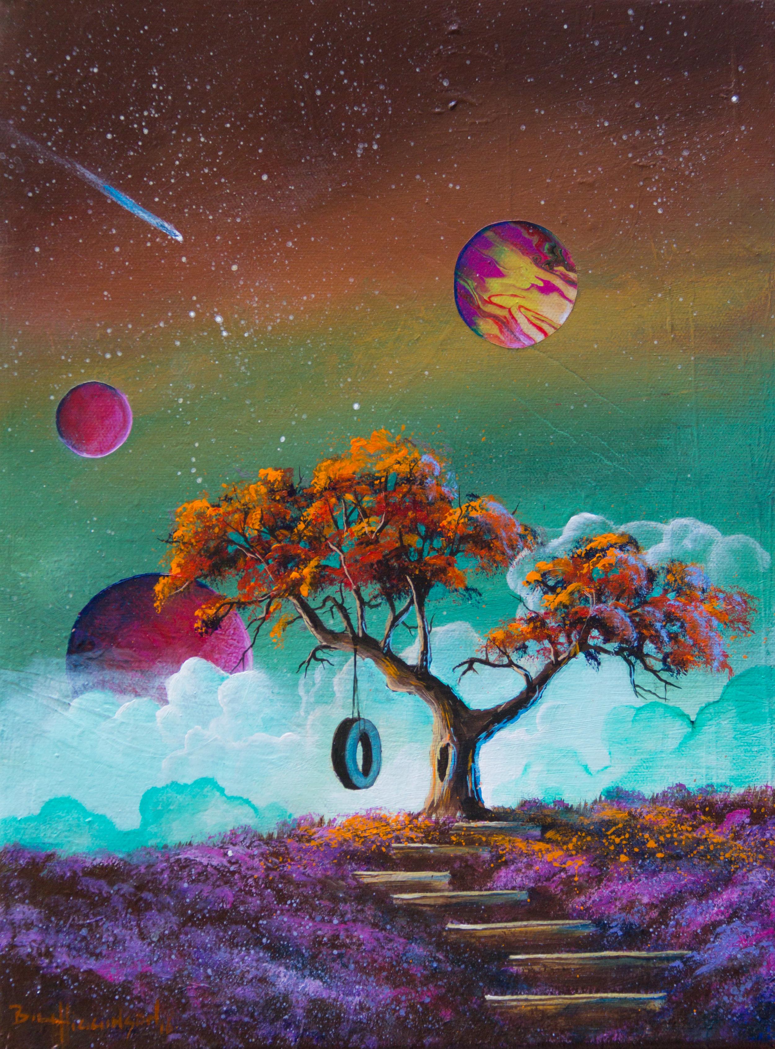 bill-higginson/art/front-row-seats/childrens-fantasy-landscape-surrealism