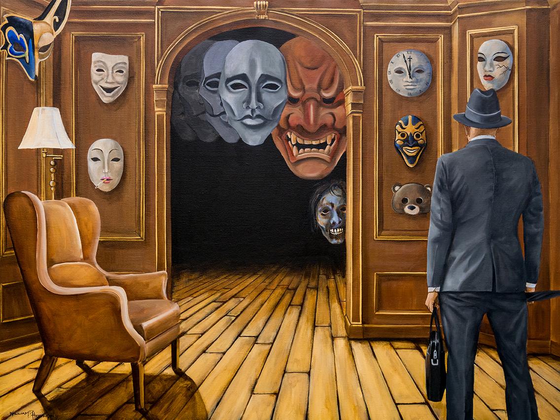 w1 - mr ordinary - William D. Higginson - surrealism art.jpg