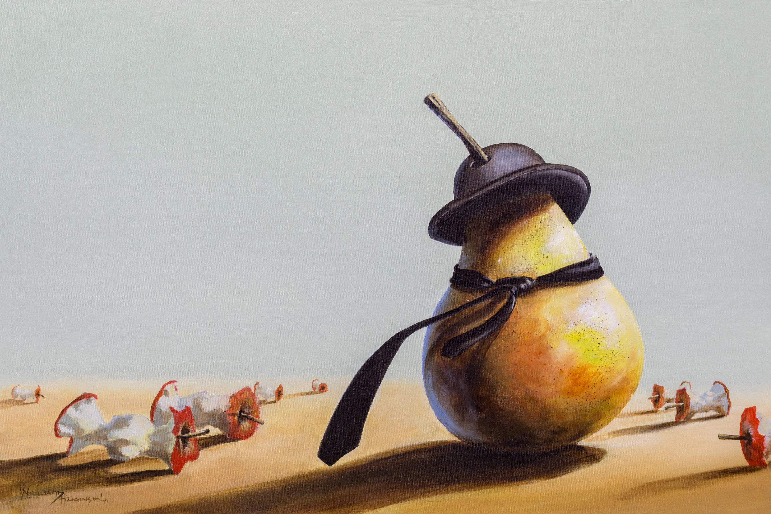 saje - William D. Higginson - surrealism art.jpg