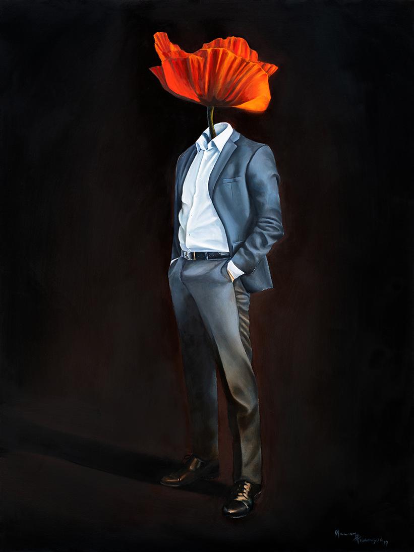 Poppy by William D. Higginsonc