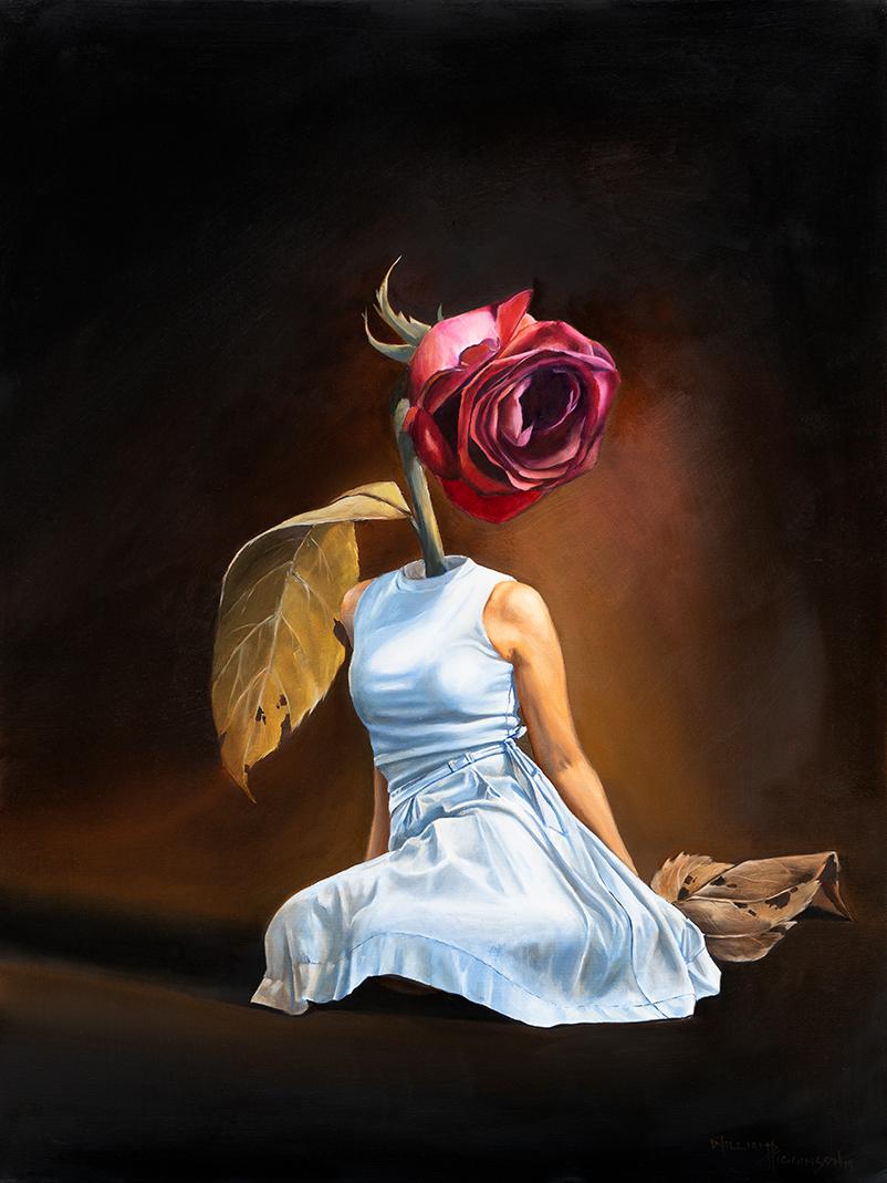 Sad Rose by William D Higginson