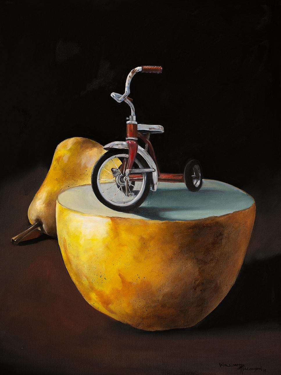 Pyriforma incubandi tres wheeler surrealism oil painting william d higginson.jpg