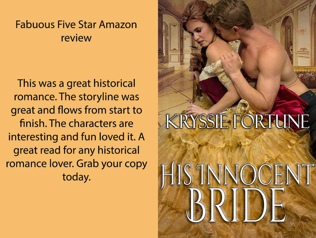 His Innocent Bride - KF Review Promo.jpg