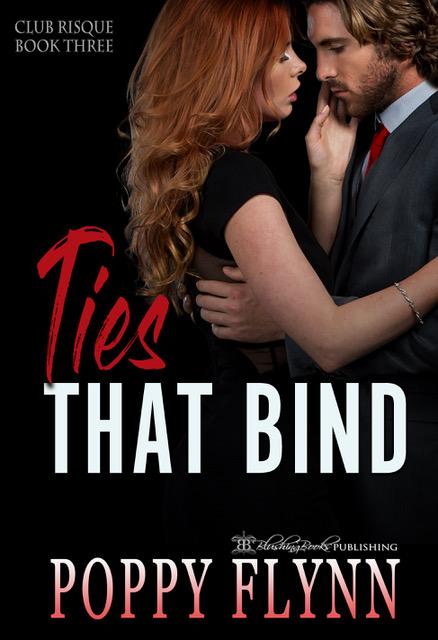 Poppy Flynn Ties that Bind book cover.jpeg