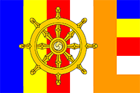 Buddhist_flag_with_Dharma_wheel badge.png