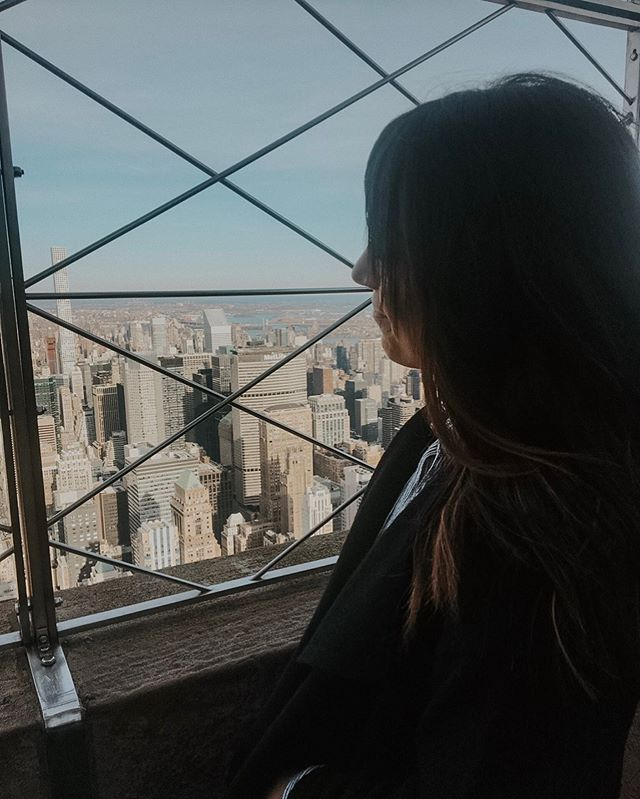 always thinking of you NY - especially today