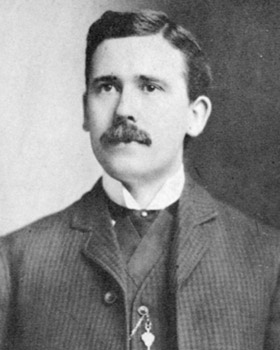 AOA Founder Dr. William Webster Root