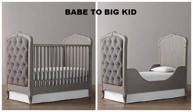 Ch Changes Crib To Bed, When To Transition From Crib Bed
