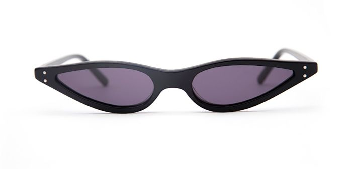 Cat Eyes - These are those super trendy shades I was talking about - If they're your thing you can find Le Specs --like these-- for $118.