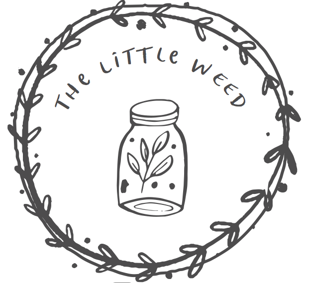 """The Little Weed"" by Lisa"