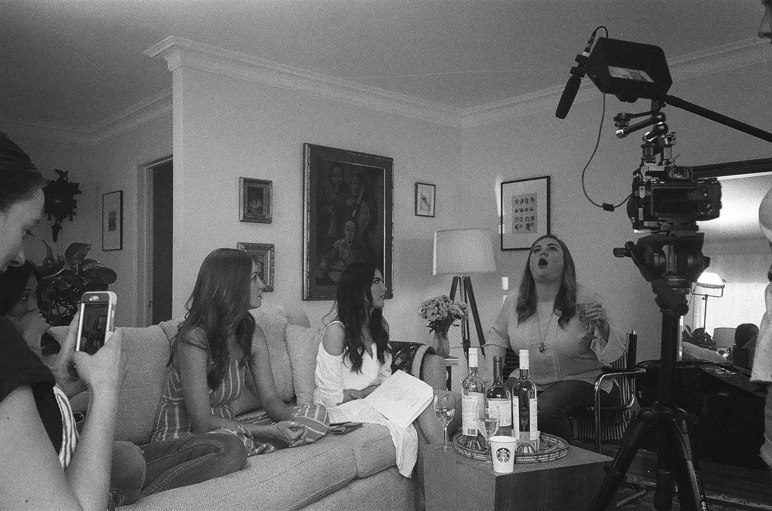 Erika Rankin Whoa Man filming.jpg