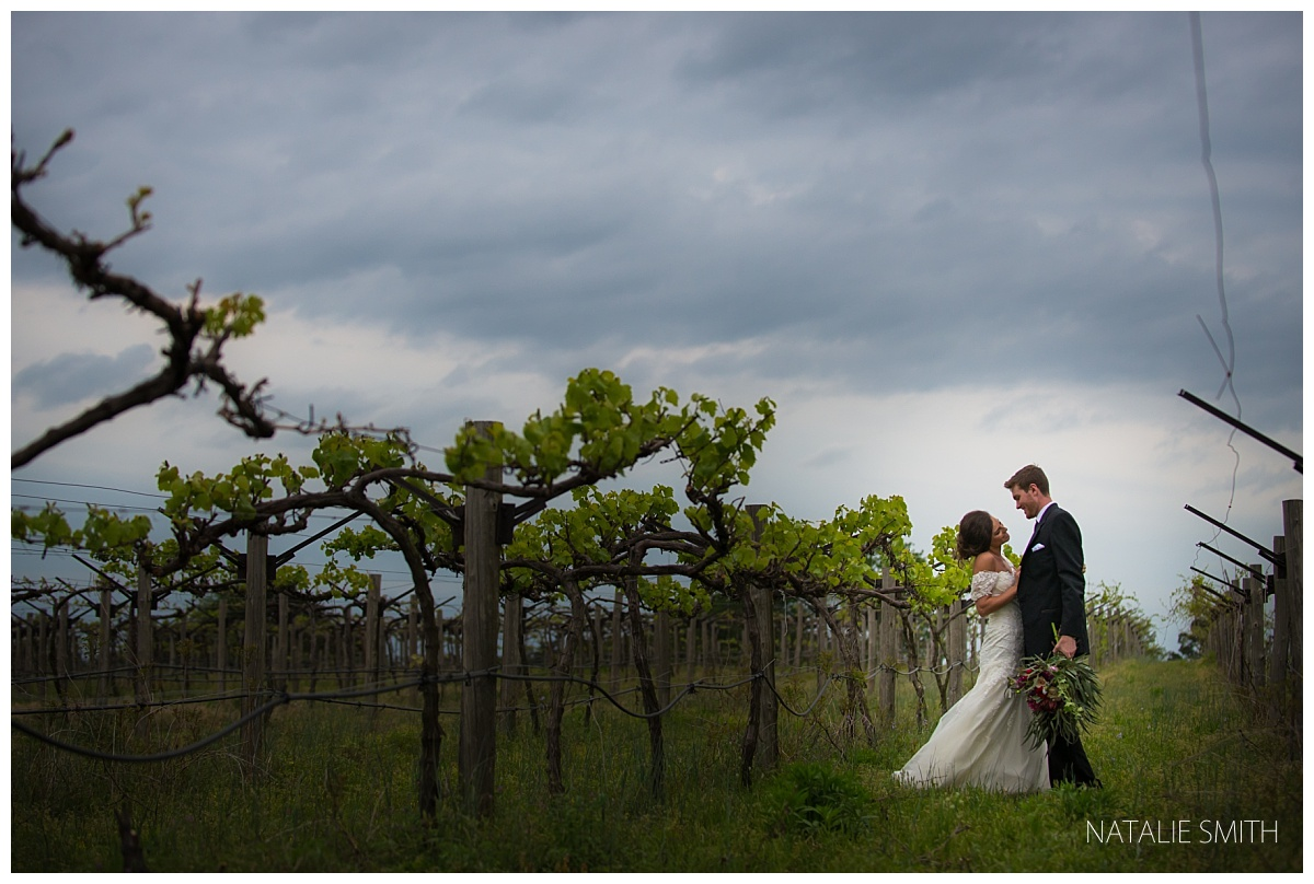 Arkansas Vineyard Wedding