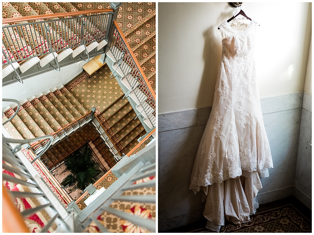 Little Rock, Arkansas Old State House Museum Wedding Photos- Light & Airy Photography