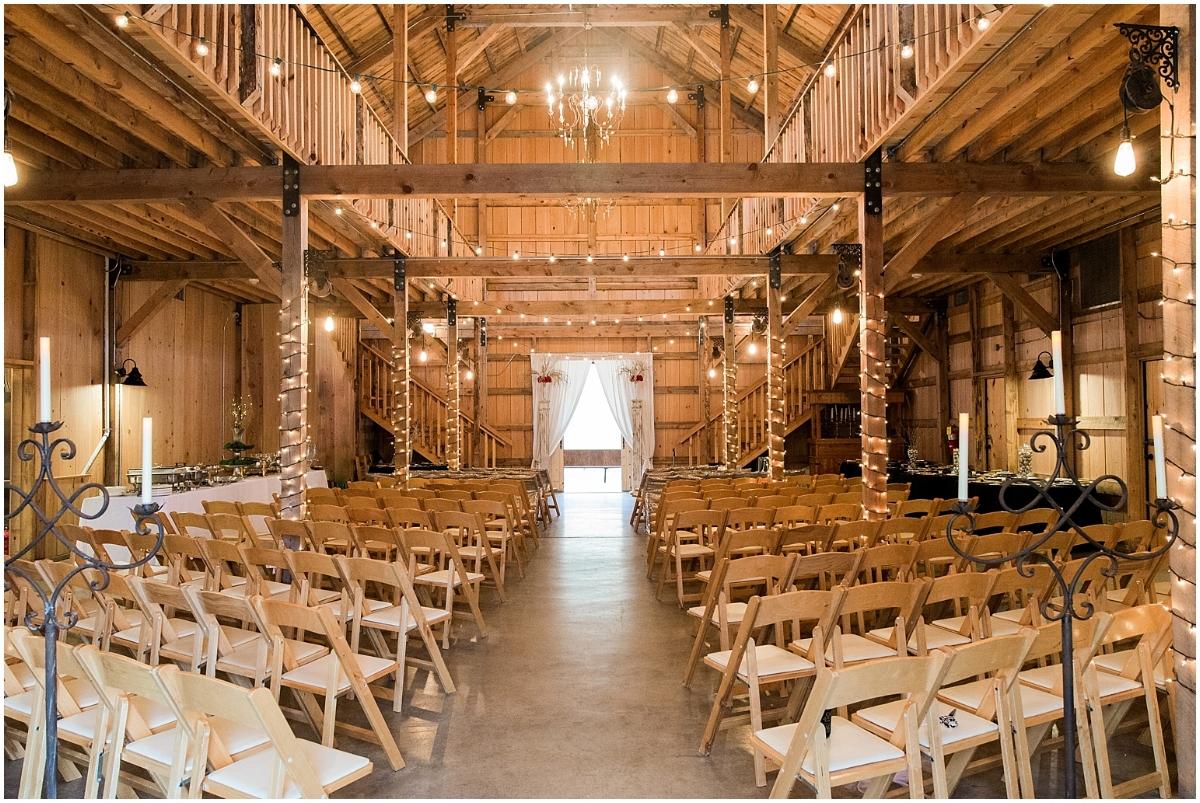The Silos Wedding Barn by Natalie Smith Photography