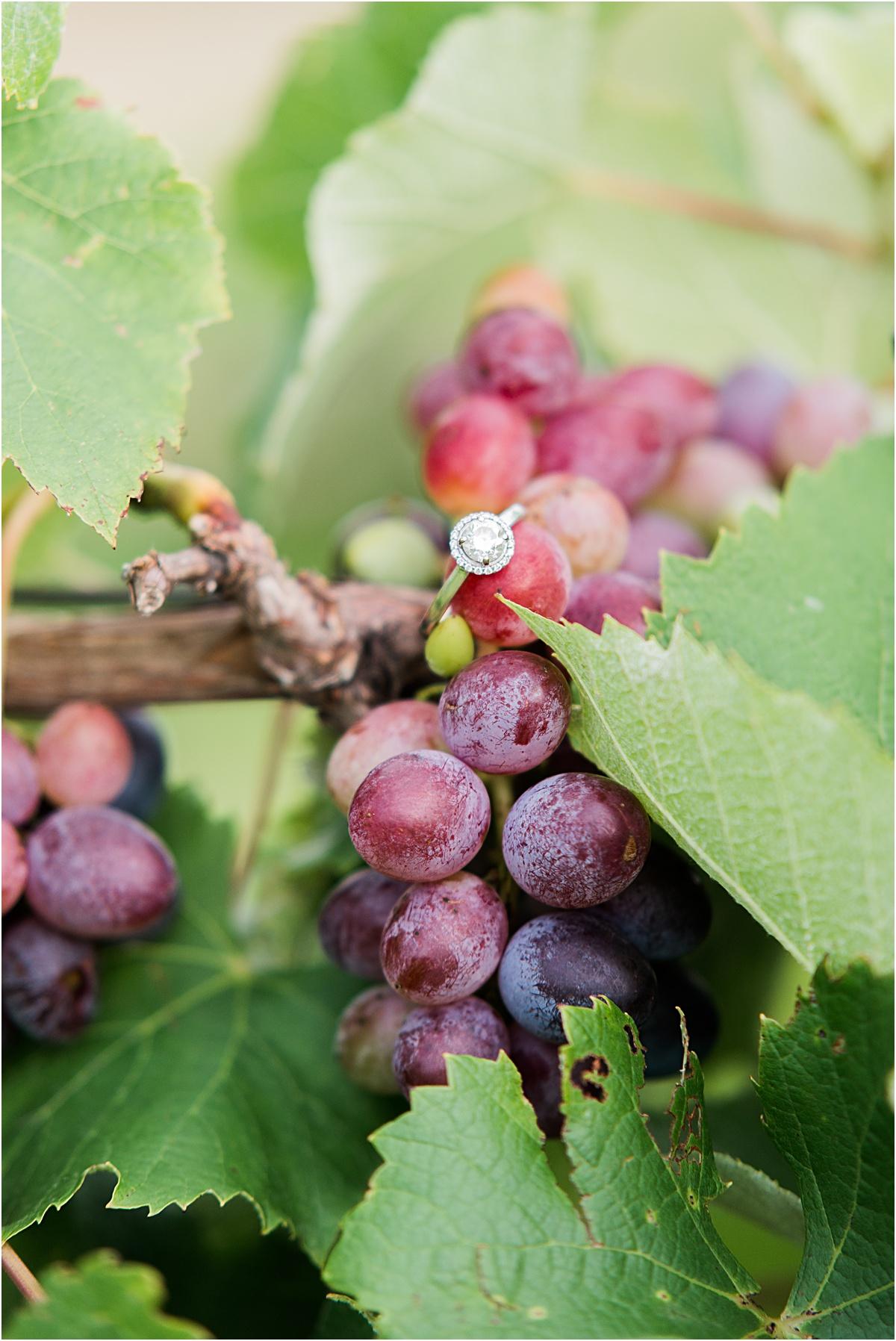 vineyard wedding ring