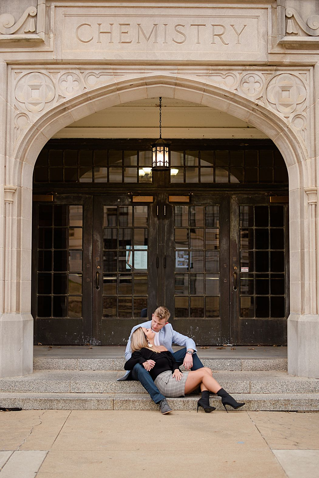 U of A engagement session