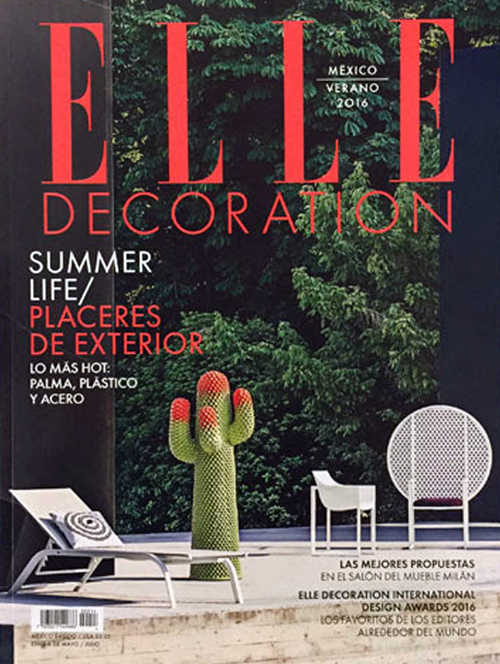 Elle Decoration Mexico, 2016