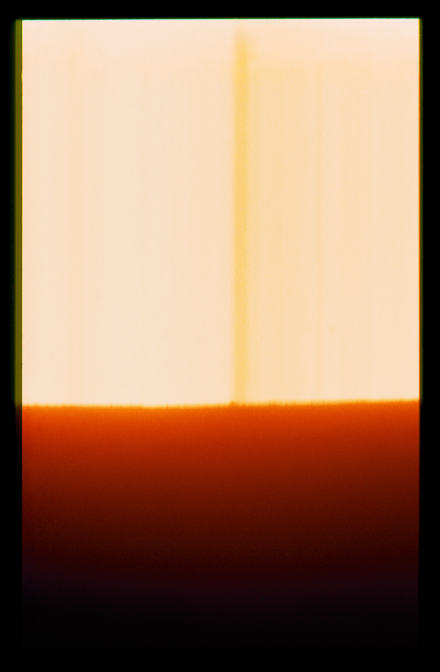 Endings - Kodachrome 64, No.00. 22/07/1992