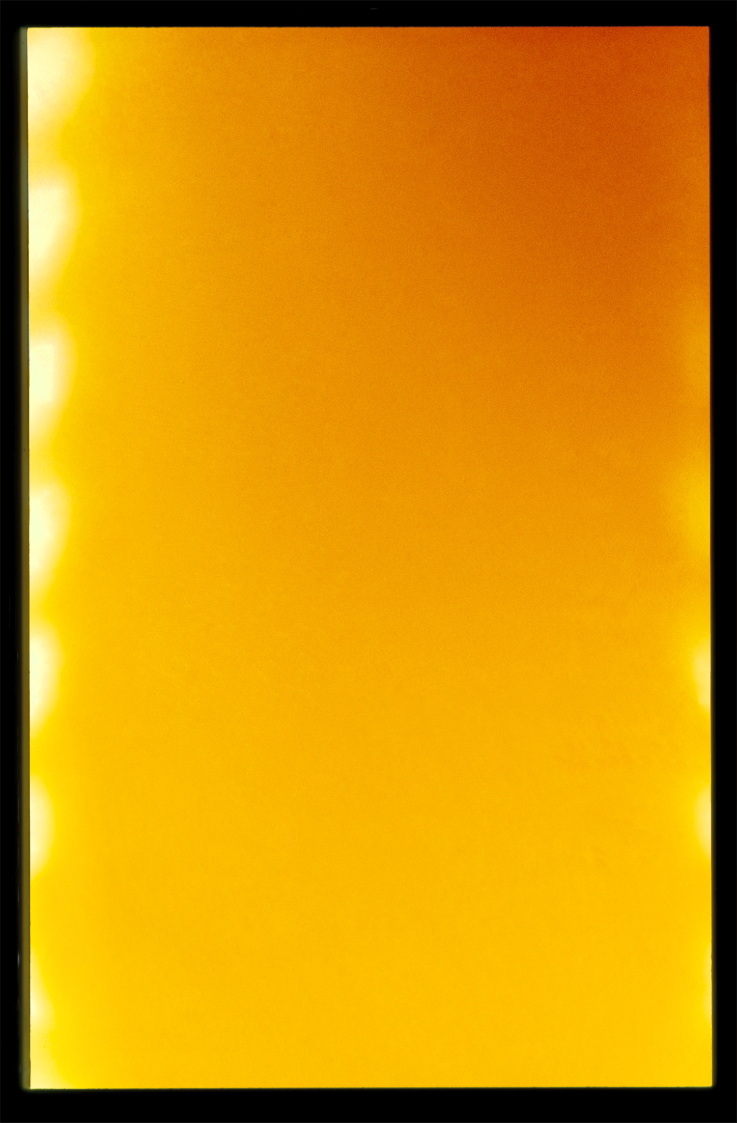 Endings - Yellow - Kodak Safety, No.21. 30/11/1983