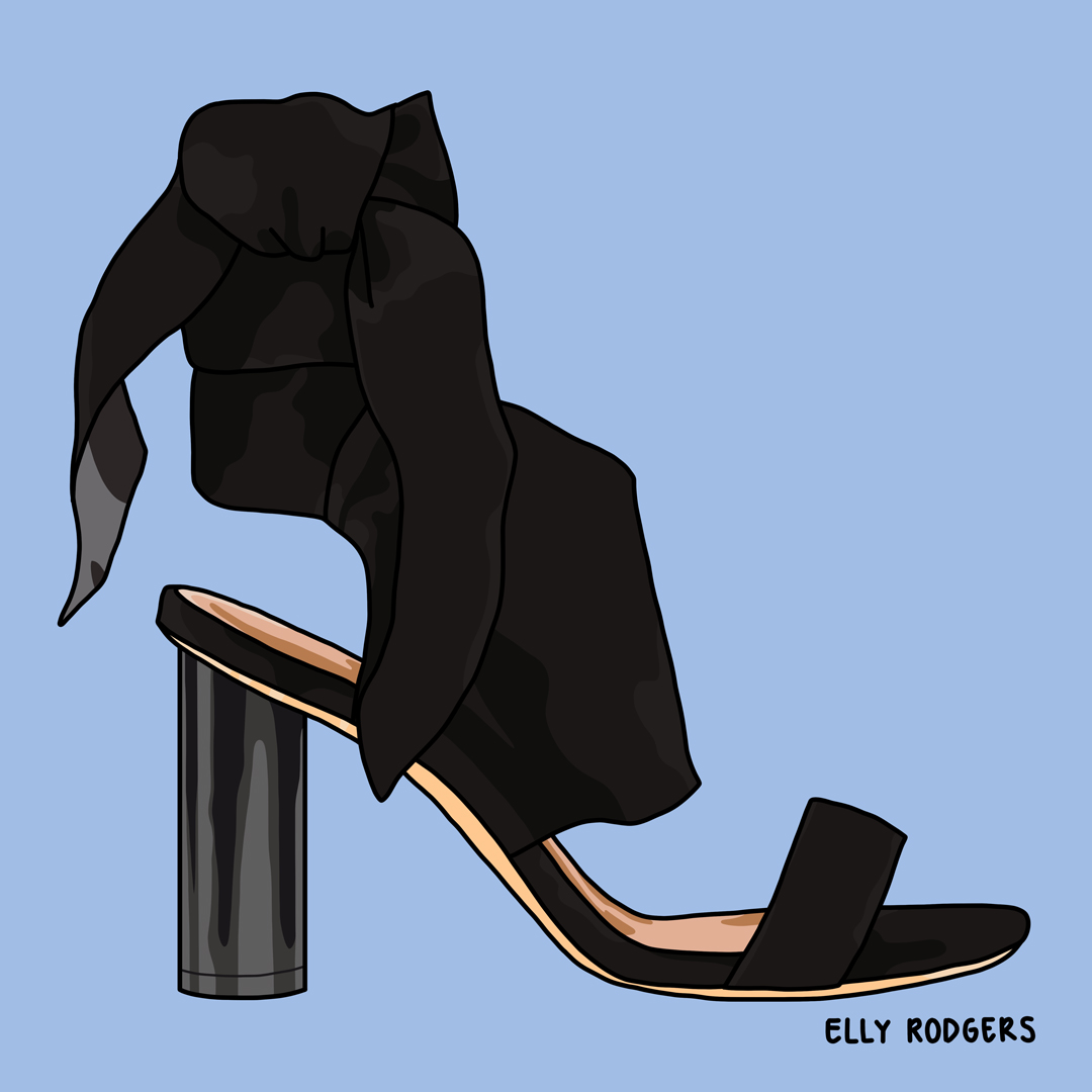 Tie-ankle sandals by  IRO