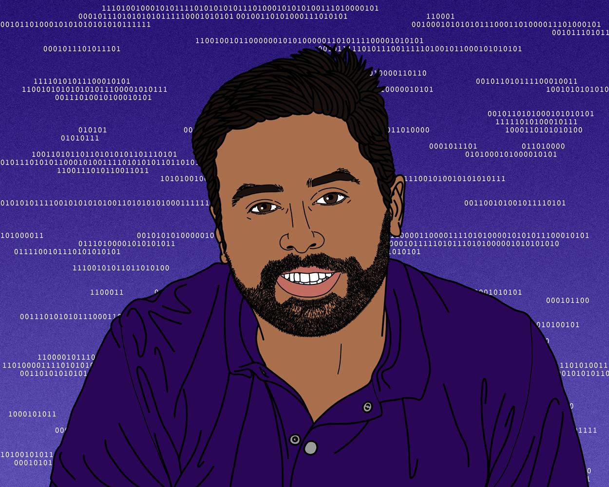 Aniruddh Jain, Founder & CEO of Blockseed