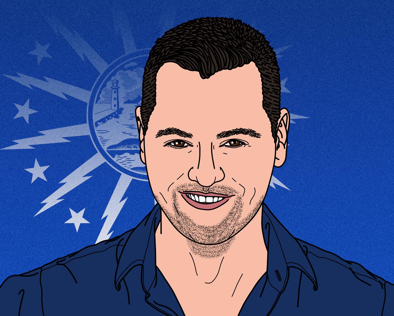 Scott Wayman, Founder & CEO of Kangarootime