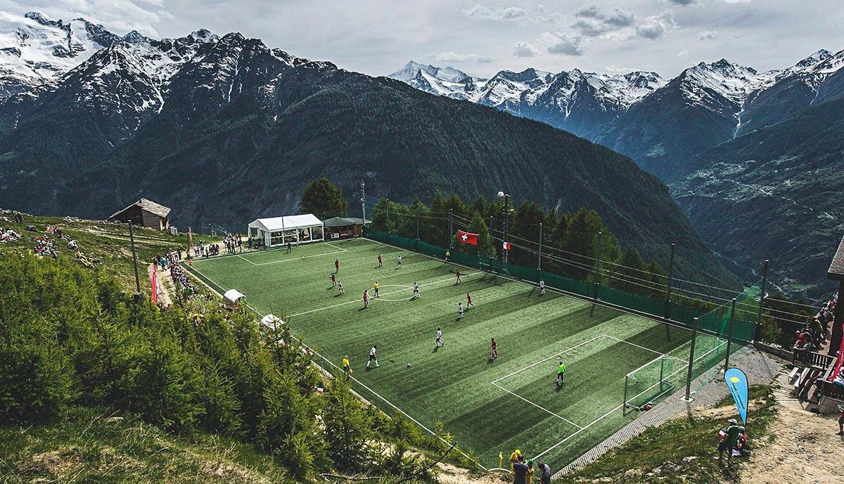 Stadion Gospin dolac - Imotski, Croatia