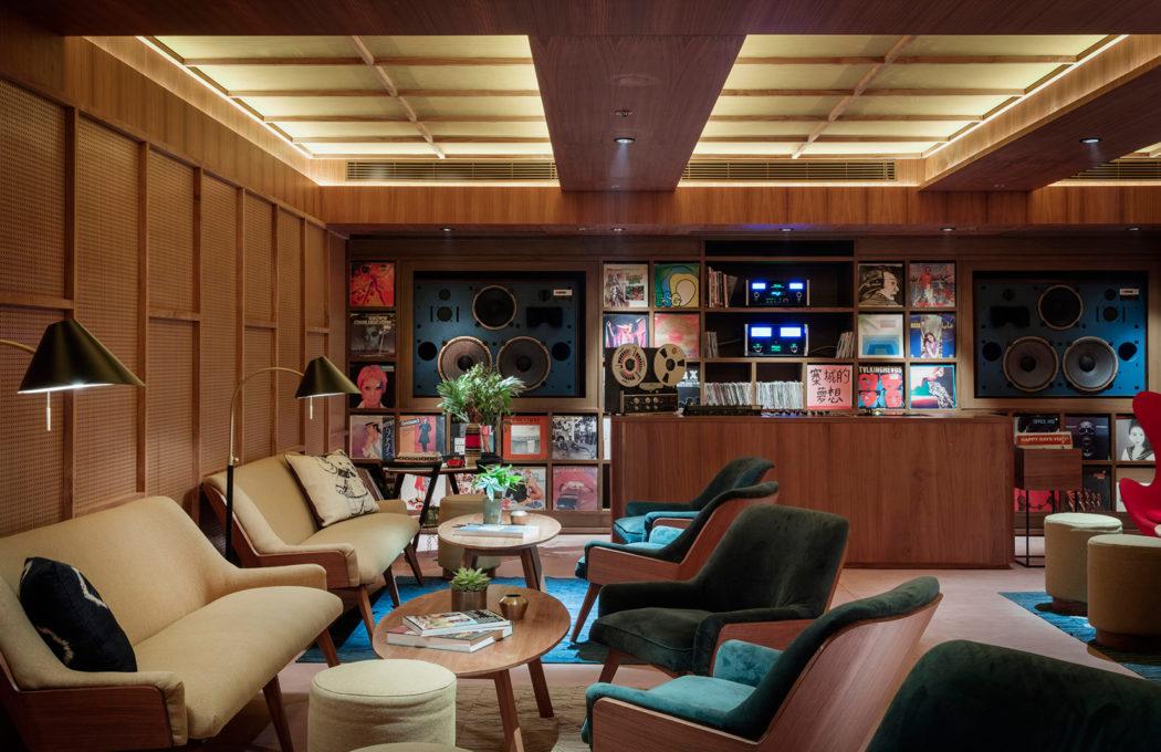The Music Room, Potato Head Hong Kong