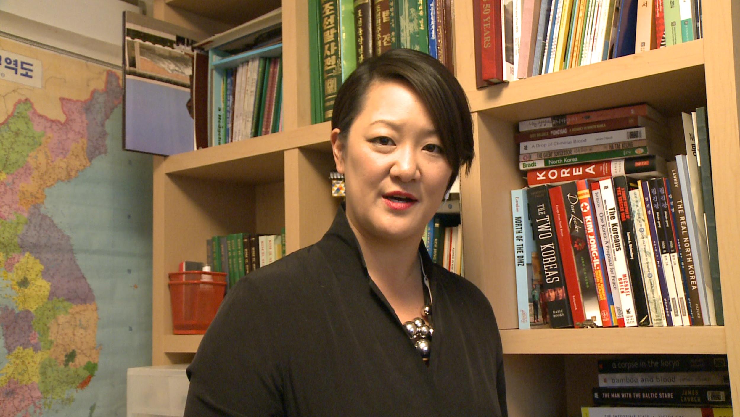 i24 News Interview on North Korea