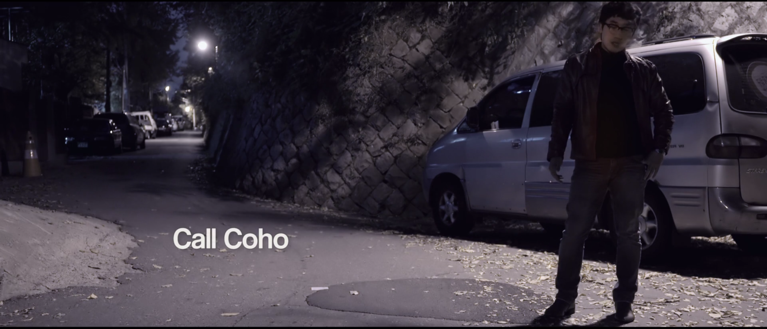 Call Coho, the proxy driver you need, not the one you want.