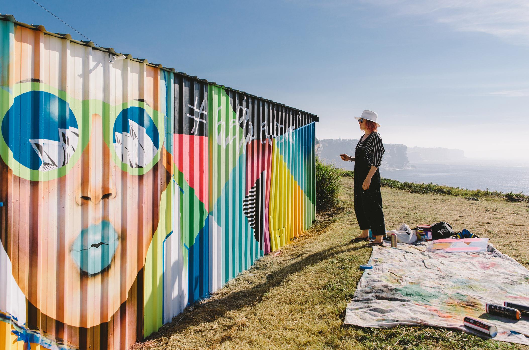 Australian Mural Artist - Agency
