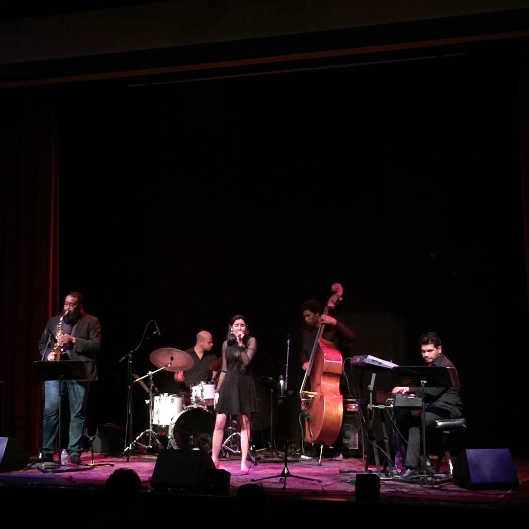 Old Town School of Folk Music, Chicago - Another Pic from Album Release Show.jpg