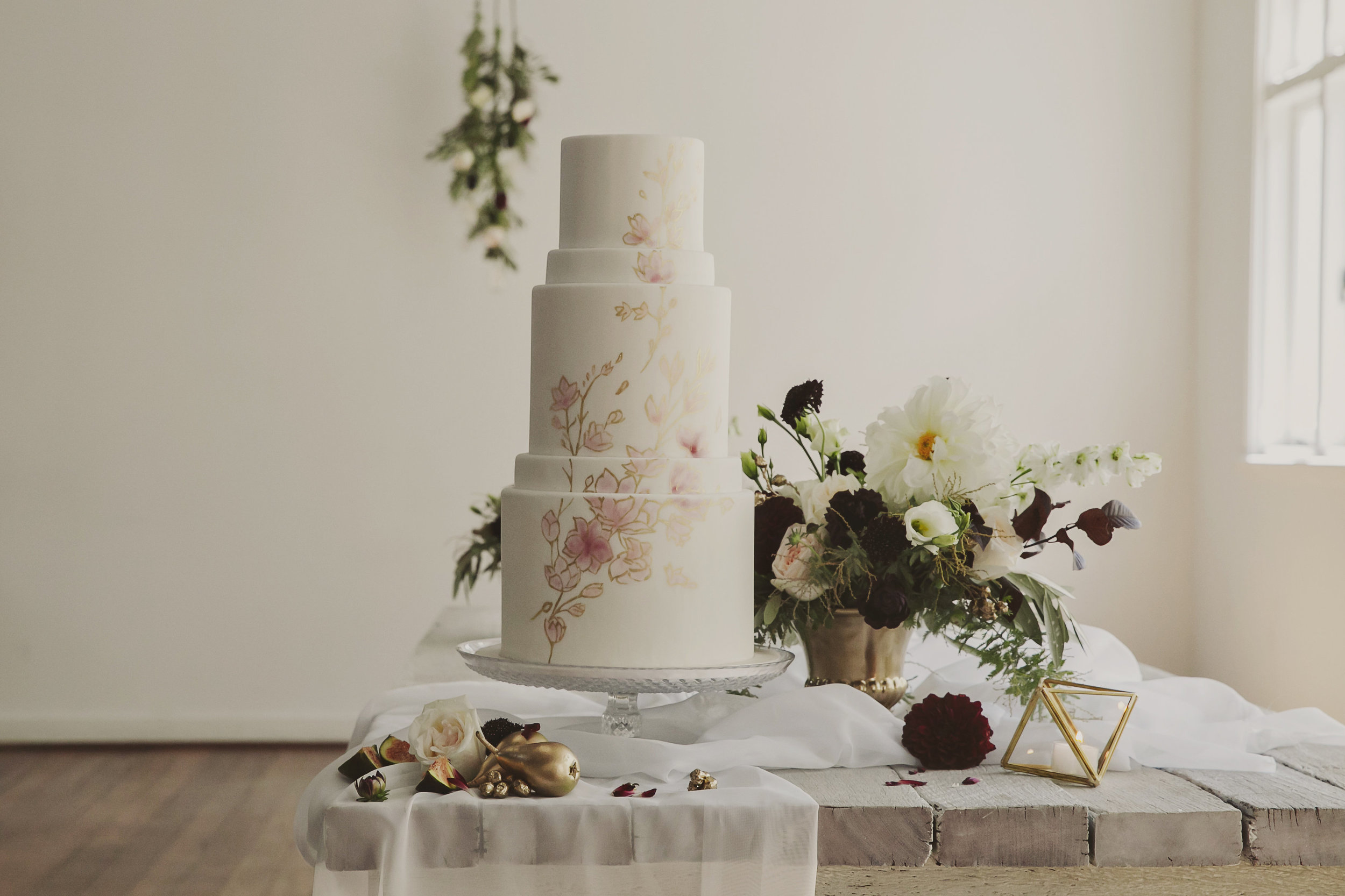 Ethereal Naturalis shoot - Featured on First Comes Love blog